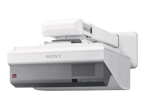 Sony VPL-SW631 - 3LCD projector - ultra short-throw - LAN - with wall mount, , hi-res