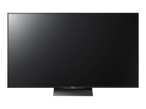 "Sony XBR-65Z9D BRAVIA XBR Z9D Series - 65"" Class (64.5"" viewable) 3D LED TV, , hi-res"