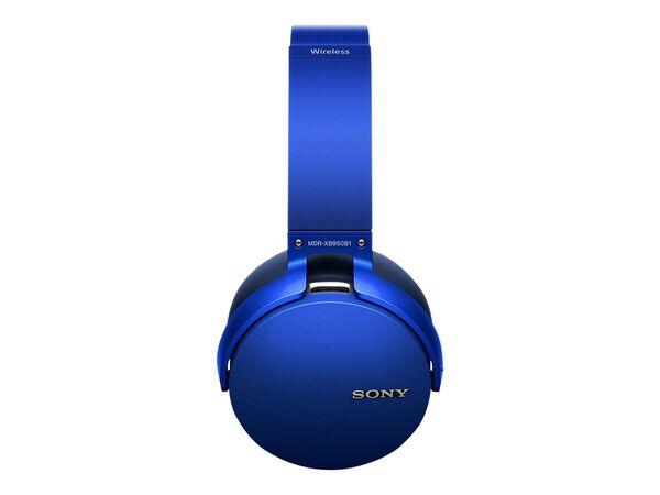 Sony MDR-XB950B1 - headphonesSony MDR-XB950B1 - headphones, Blue, hi-res