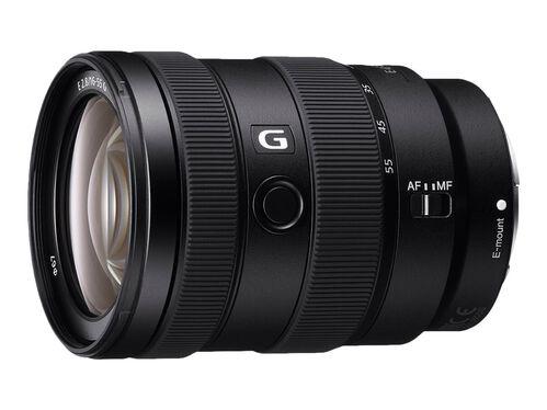 Sony SEL1655G - zoom lens - 16 mm - 55 mm, , hi-res