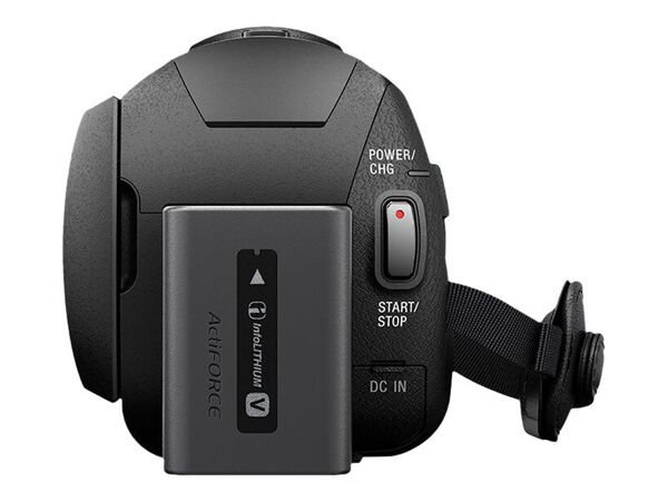 Sony Handycam FDR-AX43 - camcorder - Carl Zeiss - storage: flash cardSony Handycam FDR-AX43 - camcorder - Carl Zeiss - storage: flash card, , hi-res