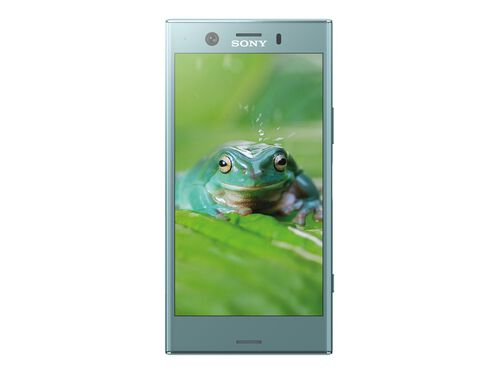 Sony XPERIA XZ1 Compact - horizon blue - 4G LTE - 32 GB - GSM - smartphone, , hi-res