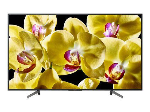 "Sony XBR-49X800G BRAVIA XBR X800G Series - 49"" Class (48.5"" viewable) LED TV, , hi-res"