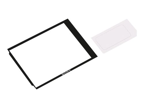 Sony PCK-LM14 - LCD screen protection kit, , hi-res