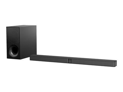 Sony HT-CT290 - sound bar system - for home theater - wireless, , hi-res
