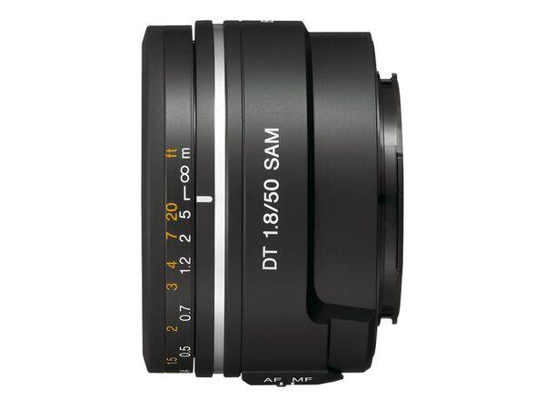 Sony SAL50F18 - lens - 50 mmSony SAL50F18 - lens - 50 mm, , hi-res