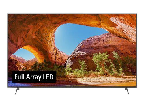 "Sony KD-85X91J X91J Series - 85"" Class (84.6"" viewable) LED-backlit LCD TV - 4K, , hi-res"