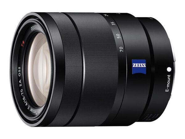 Sony SEL1670Z - zoom lens - 16 mm - 70 mmSony SEL1670Z - zoom lens - 16 mm - 70 mm, , hi-res