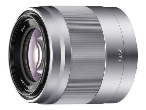 Sony SEL50F18 - lens - 50 mm, , hi-res