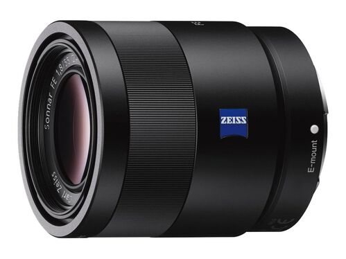 Sony SEL55F18Z - lens - 55 mm, , hi-res