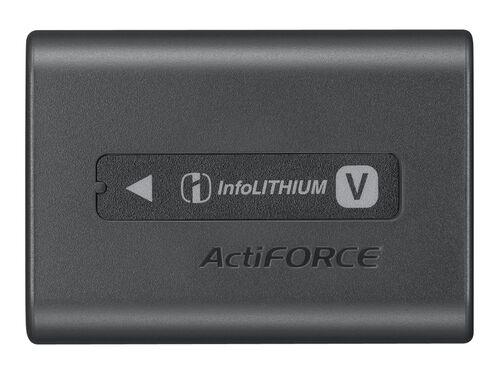Sony InfoLithium V Series NP-FV50A battery, , hi-res