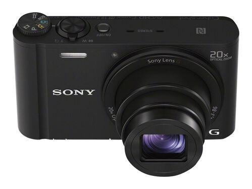 Sony Cyber-shot DSC-WX350 - digital camera, , hi-res