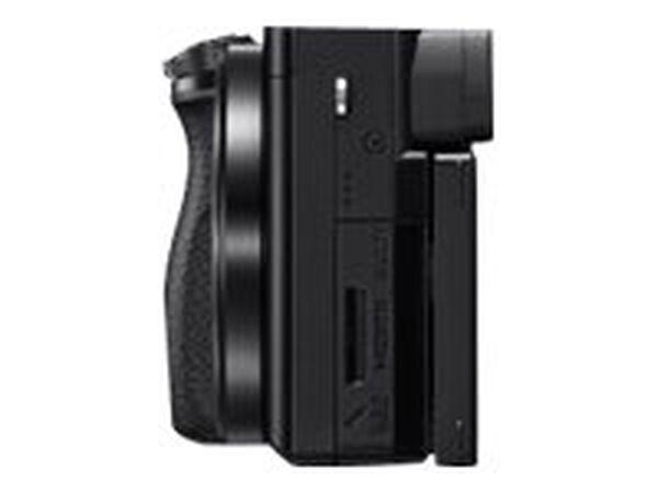 Sony α6100 ILCE-6100L - digital camera 16-50mm lensSony α6100 ILCE-6100L - digital camera 16-50mm lens, , hi-res