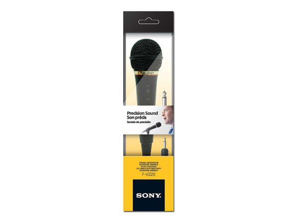 Sony F V220 - microphoneSony F V220 - microphone, , hi-res