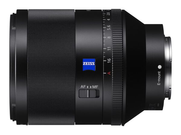 Sony SEL50F14Z - lens - 50 mmSony SEL50F14Z - lens - 50 mm, , hi-res