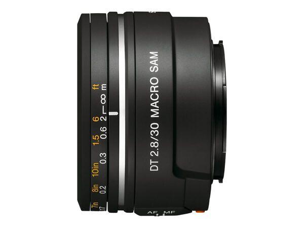 Sony SAL30M28 - macro lens - 30 mmSony SAL30M28 - macro lens - 30 mm, , hi-res