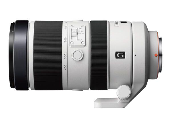 Sony SAL-70400G2 - telephoto zoom lens - 70 mm - 400 mmSony SAL-70400G2 - telephoto zoom lens - 70 mm - 400 mm, , hi-res