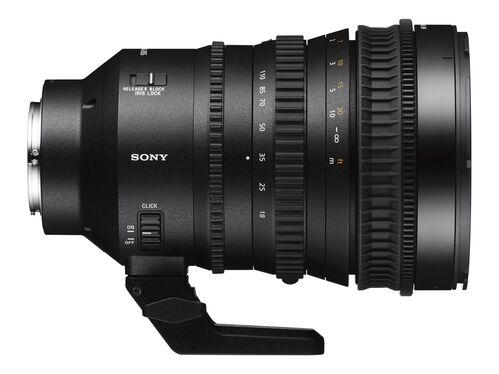 Sony SELP18110G - zoom lens - 18 mm - 110 mm, , hi-res