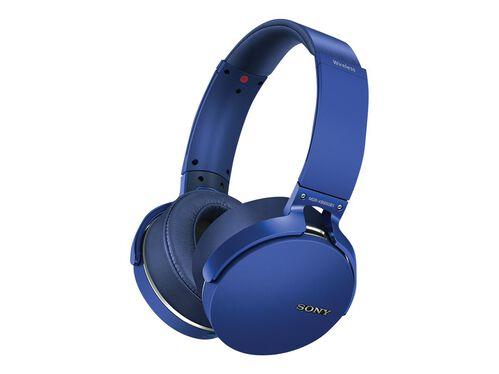 Sony MDR-XB950B1 - headphones, Blue, hi-res