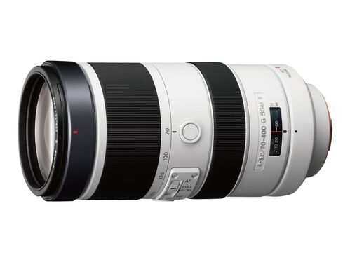 Sony SAL-70400G2 - telephoto zoom lens - 70 mm - 400 mm, , hi-res