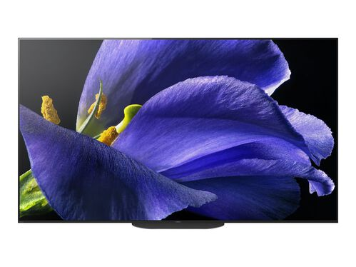 "Sony XBR-77A9G BRAVIA XBR A9G Series - 77"" Class (76.7"" viewable) OLED TV - 4K, , hi-res"