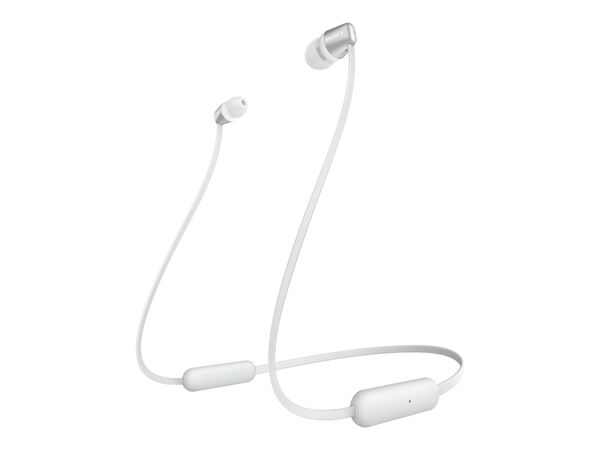 Sony WI-C310 - earphones with micSony WI-C310 - earphones with mic, White, hi-res