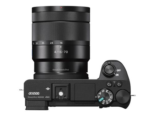 Sony α6500 ILCE-6500M - digital camera E 18-135mm OSS lens, , hi-res