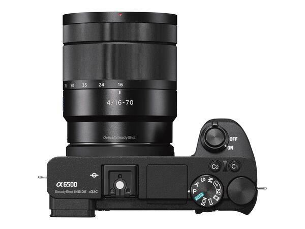 Sony α6500 ILCE-6500M - digital camera E 18-135mm OSS lensSony α6500 ILCE-6500M - digital camera E 18-135mm OSS lens, , hi-res