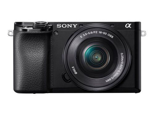 Sony α6100 ILCE-6100L - digital camera 16-50mm lens, , hi-res