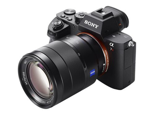 Sony α7R II ILCE-7RM2 - digital camera - body only, , hi-res