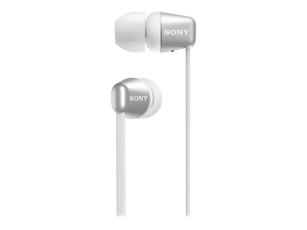 Sony WI-C310 - earphones with micSony WI-C310 - earphones with mic, White, hi-res