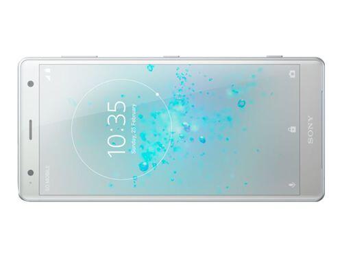 Sony XPERIA XZ2 - liquid silver - 4G LTE - 64 GB - GSM - smartphone, , hi-res