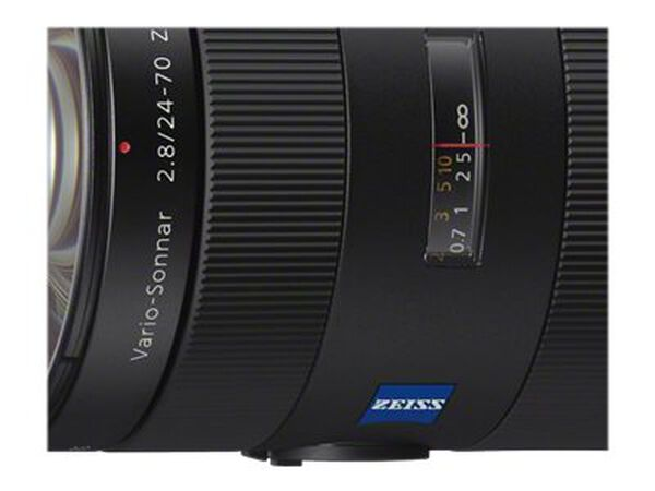 Sony SAL2470Z2 - zoom lens - 24 mm - 70 mmSony SAL2470Z2 - zoom lens - 24 mm - 70 mm, , hi-res