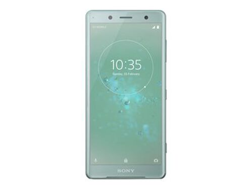 Sony XPERIA XZ2 Compact - moss green - 4G LTE - 64 GB - GSM - smartphone, , hi-res