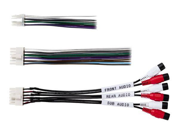 Sony XM-GS6DSP - car - amplifierSony XM-GS6DSP - car - amplifier, , hi-res