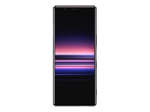 Sony XPERIA 5 - black - 4G - 128 GB - GSM - smartphone, , hi-res