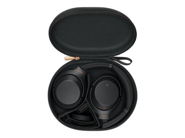 Sony WH-1000XM3 - headphones with micSony WH-1000XM3 - headphones with mic, Black, hi-res