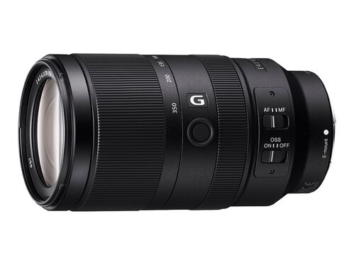 Sony SEL70350G - telephoto zoom lens - 70 mm - 350 mm, , hi-res