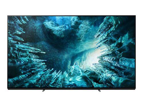"Sony XBR-85Z8H BRAVIA XBR Z8H series - 85"" Class (84.6"" viewable) LED TV - 8K, , hi-res"