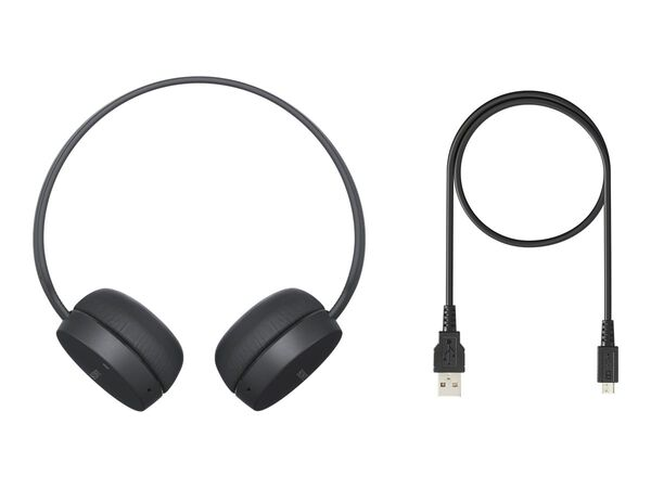 Sony WH-CH400 - headphones with micSony WH-CH400 - headphones with mic, Black, hi-res