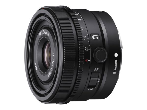 Sony SEL24F28G - wide-angle lens - 24 mmSony SEL24F28G - wide-angle lens - 24 mm, , hi-res