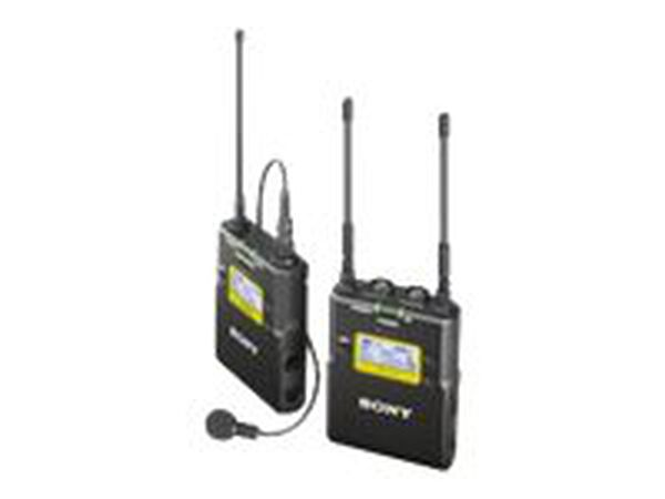 Sony UWP-D11/90 - wireless microphone systemSony UWP-D11/90 - wireless microphone system, , hi-res