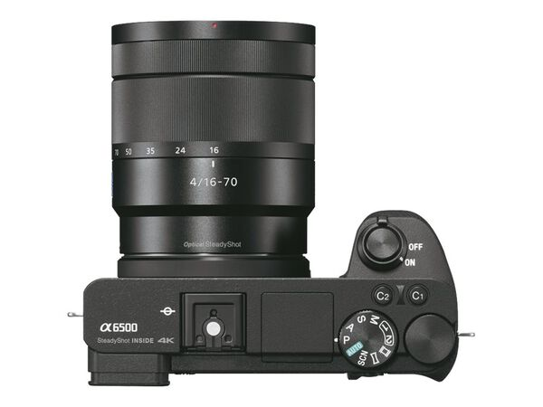 Sony α6500 ILCE-6500 - digital camera - body onlySony α6500 ILCE-6500 - digital camera - body only, , hi-res