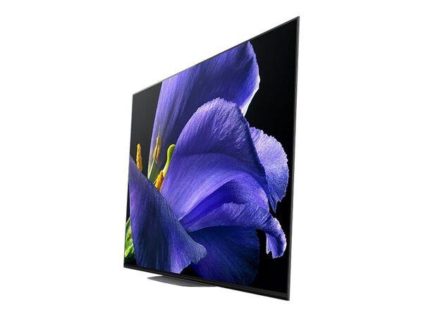 "Sony XBR-55A9G BRAVIA XBR A9G Master Series - 55"" Class (54.6"" viewable) OLED TVSony XBR-55A9G BRAVIA XBR A9G Master Series - 55"" Class (54.6"" viewable) OLED TV, , hi-res"