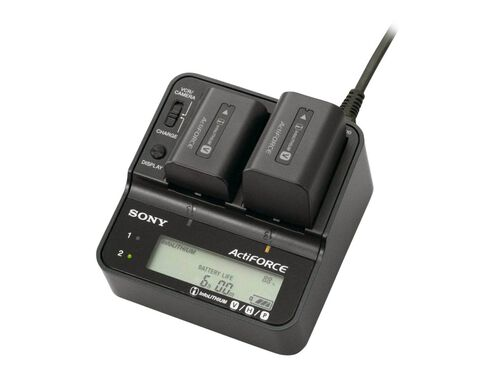 Sony AC-VQV10 battery charger / power adapter, , hi-res