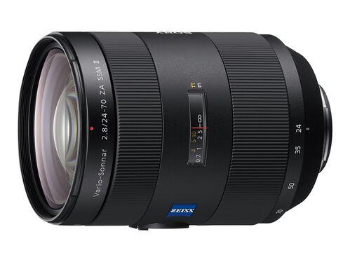 Sony SAL2470Z2 - zoom lens - 24 mm - 70 mm, , hi-res