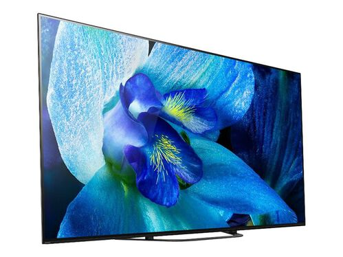"Sony XBR-55A8G BRAVIA XBR A8G Master Series - 55"" Class (54.6"" viewable) OLED TV, , hi-res"