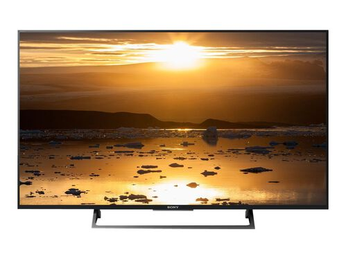 "Sony XBR-55X800E BRAVIA XBR X800E Series - 55"" Class (54.6"" viewable) LED TV, , hi-res"
