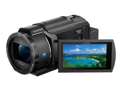 Sony Handycam FDR-AX43 - camcorder - Carl Zeiss - storage: flash card, , hi-res