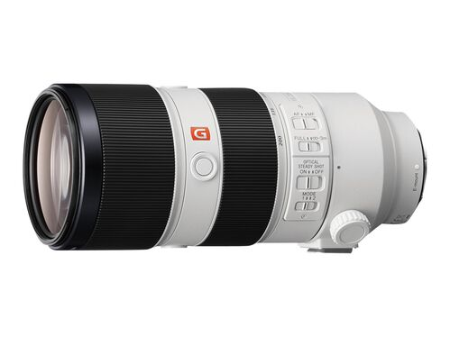 Sony SEL70200GM - telephoto zoom lens - 70 mm - 200 mm, , hi-res